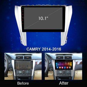 MÀN HÌNH DVD ANDROID 4G CHO XE CAMRY 2014-2016