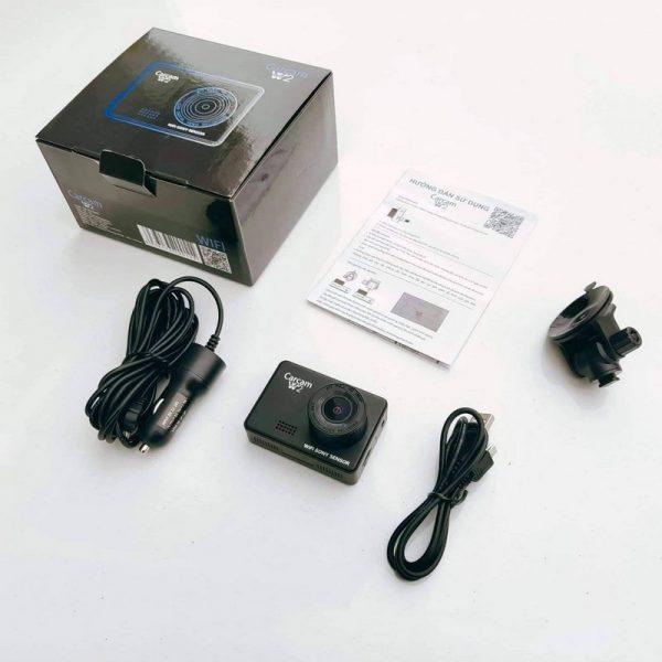 Carcam W2 WIFI 008