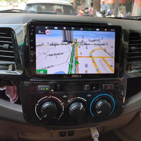 màn hình android fotuner