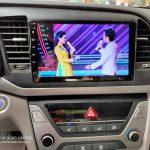 màn hình android elantra