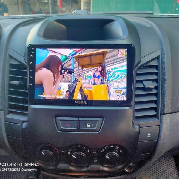 màn hình android ford ranger