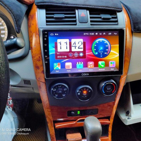 màn hình android altis