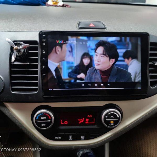 MÀN HÌNH DVD ANDROID 4G XE KIA MORNING 2011-2018