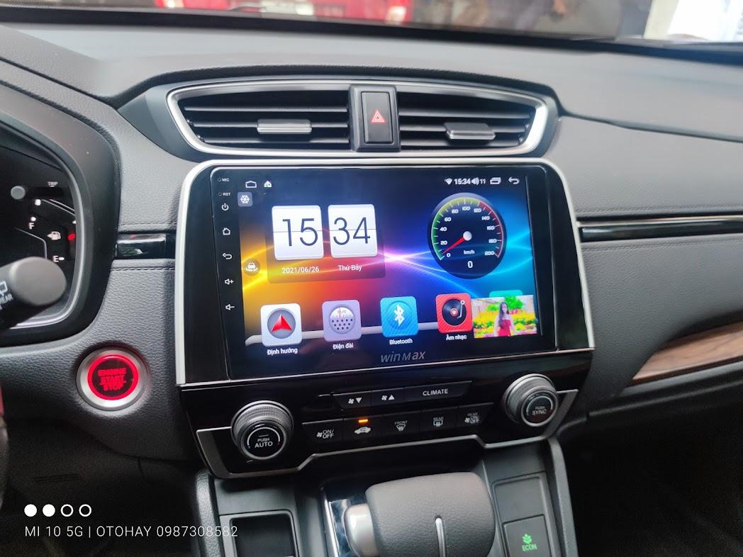 màn hình android ô tô winmax