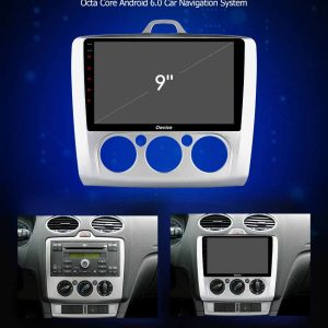 MÀN HÌNH DVD ANDROID 4G XE FORD FOCUS 2007-2011