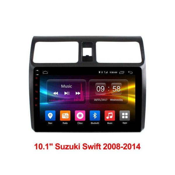 MÀN HÌNH DVD ANDROID 4G XE SUZUKI SWIFT 2008-2014