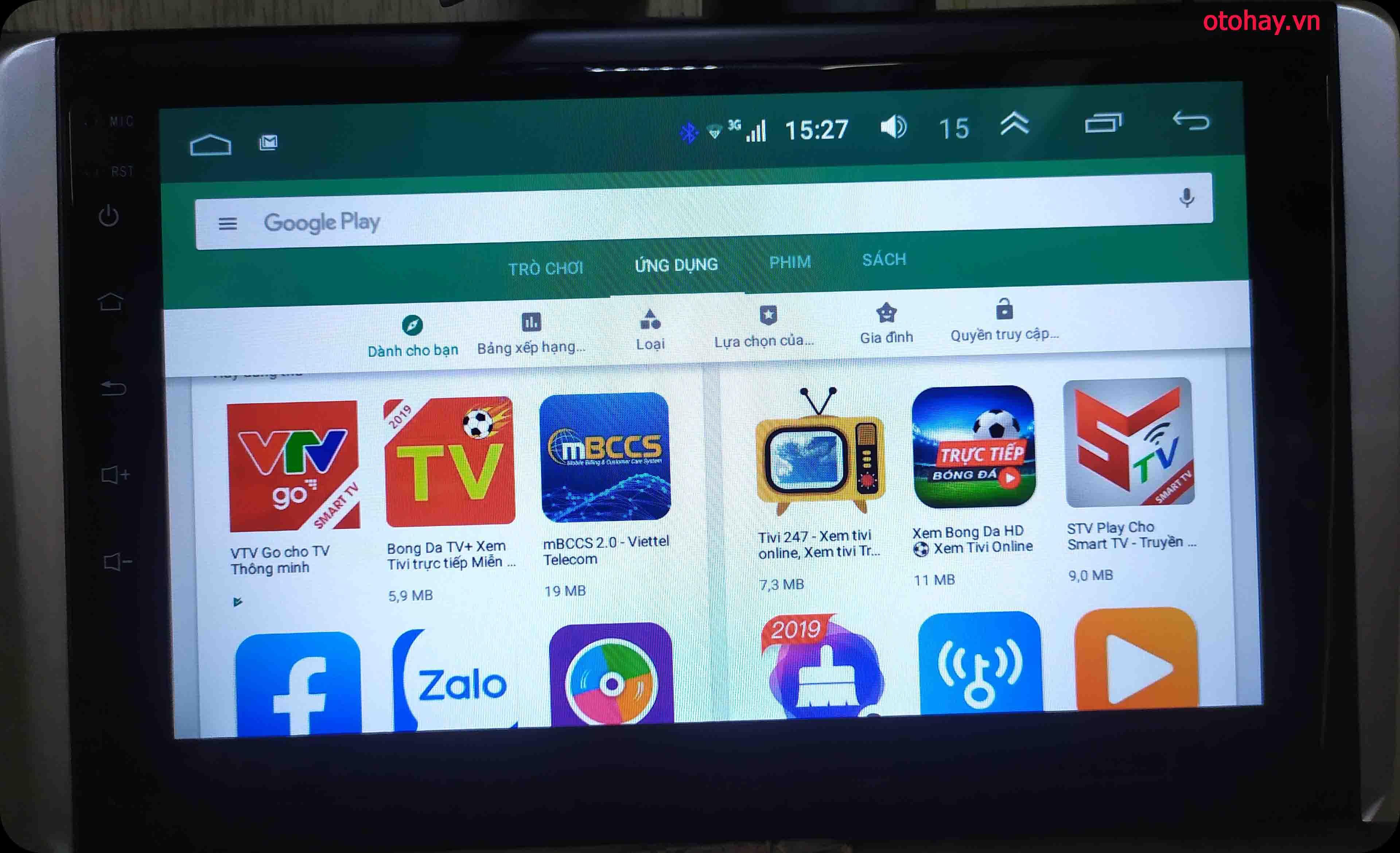 màn hình dvd android 4g