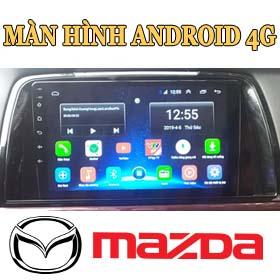 Đầu DVD Oto, Màn hình android 4G cho xe Ô tô Toyota