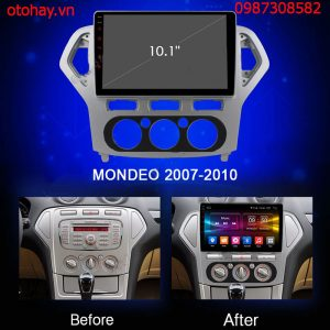 ĐẦU MÀN HÌNH DVD ANDROID XE FORD MONDEO 2007-2010