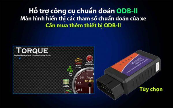 kiểm soát lỗi xe ĐẦU MÀN HÌNH ANDROID 4G