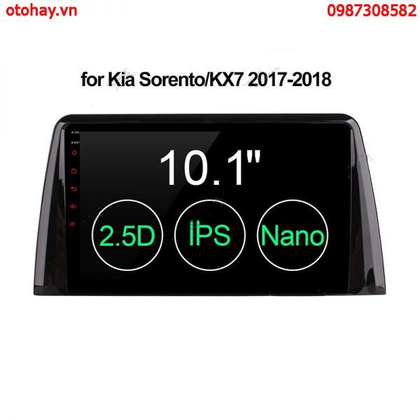 MÀN HÌNH ANDROID 4G XE KIA SORENTO,KX7 2017-2018-2019-otohay