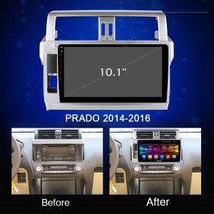 đầu dvd android prado 2014-2016-otohayđầu dvd android prado 2014-2016-otohay