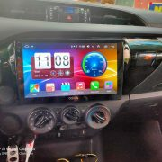 ĐẦU DVD ANDROID TOYOTA HILUX 2015,2016,2017,2018,2019