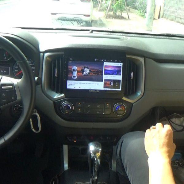 màn hình android colorado