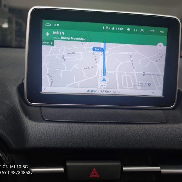 Màn Hình Android Mazda 2 2015-2021