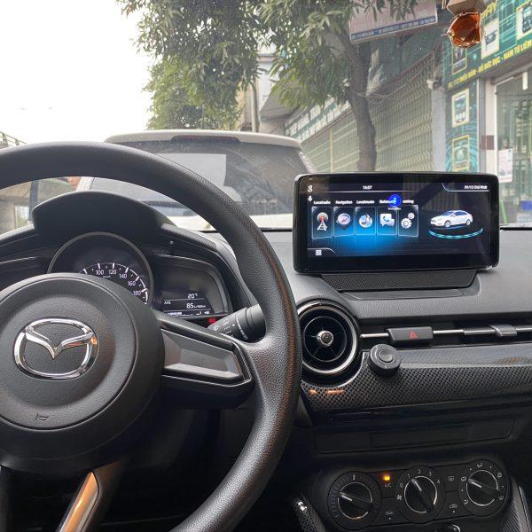 Màn Hình Android Mazda 2 2015-2016-2017-2019 - 10,25inch