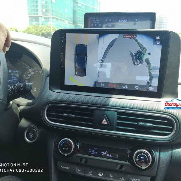 Màn Hình Android Huydai Kona