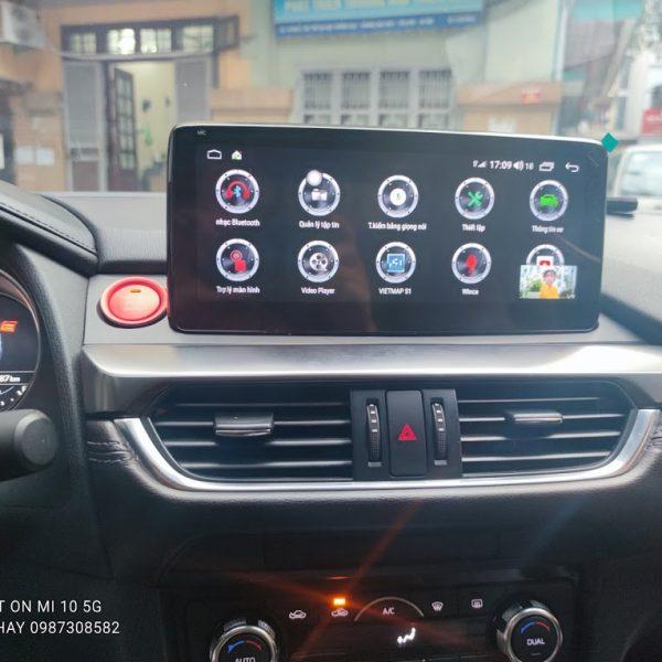 Màn Hình Android Mazda 6 2017 2018 2019,2020