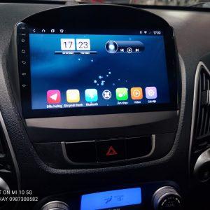 Màn Hình Android Huyndai Tucson 2009,2010,2011,2012,2013,2014