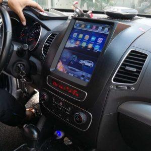 Màn Hình Android Tesla Kia Sorento 2015,2016,2017,2018,2019