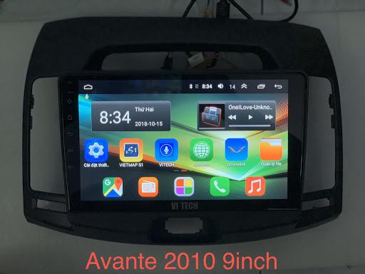 Màn Hình Android Huyndai Avante 2006,2007,2008,2009,2010,2011
