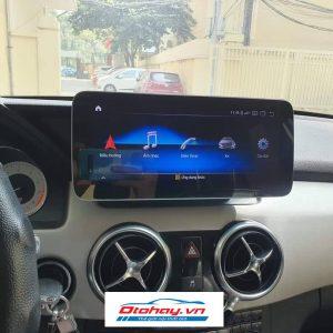 Màn Hình Android Mercedes GLK 2008-2014
