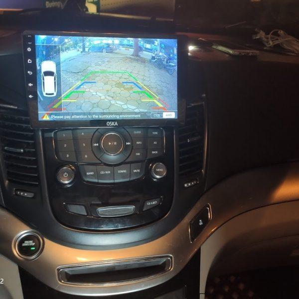 Màn Hình Android Cho Xe Chevrolet Orlando