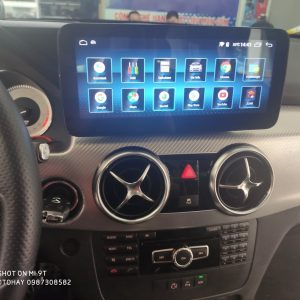 Màn Hình Android Xe Mercedes GL GLK GLA GLC
