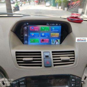 Màn Hình Android Xe Acura MDX
