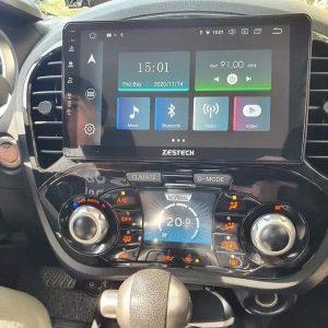 Màn Hình Android Xe Nissan Juke