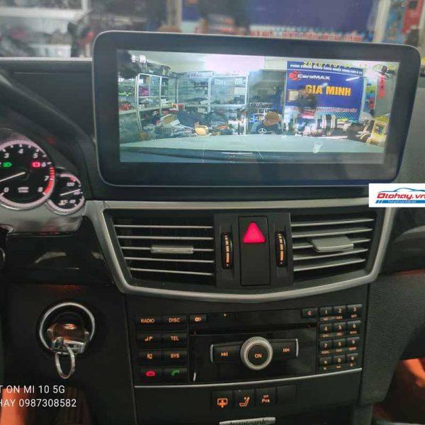 Màn Hình Android Xe Mercedes E250