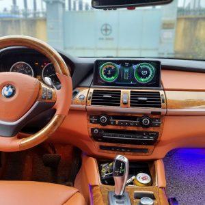 Màn Hình Android Xe BMW X6