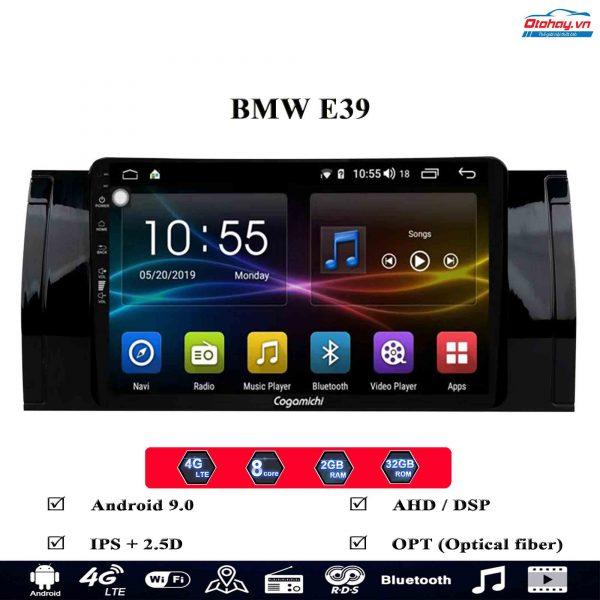 Màn Hình Android Xe BMW E39