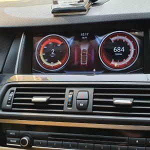 Màn Hình Android Xe BMW 5 Series NBT