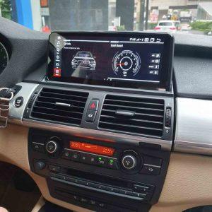 Màn Hình Android Xe BMW X6 2007,2008,2009,2010,2011,2012,2013