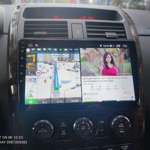 Màn Hình Android Xe Mazda CX9