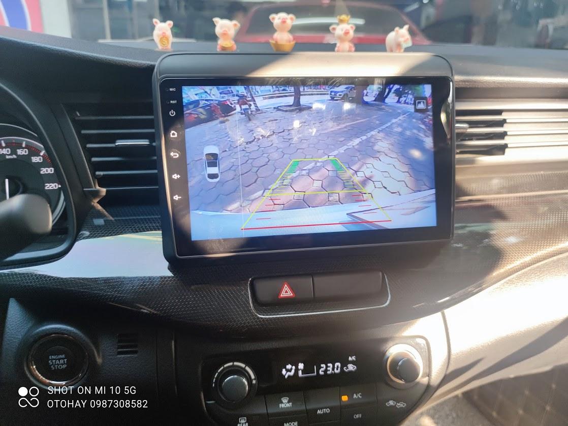 Màn Hình Android Xe Suzuki XL7