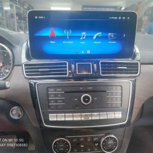 Màn Hình Android Mercedes GLS 2018