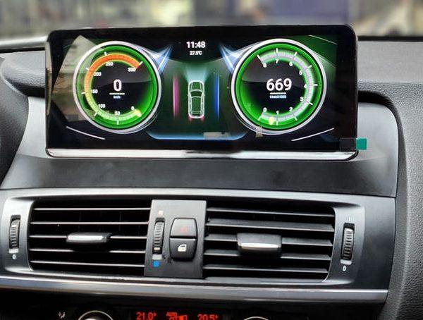 Màn Hình Android BMW X3 2012