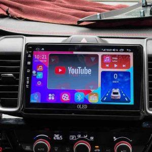 Màn Hình Android Xe Honda City 2021