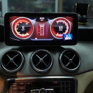 Màn Hình Android Xe Mercedes A200