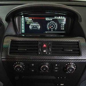 Màn Hình Android Xe BMW E60