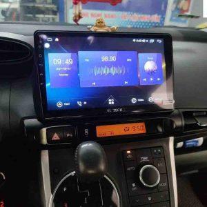 Màn Hình Android Xe Toyota Wish