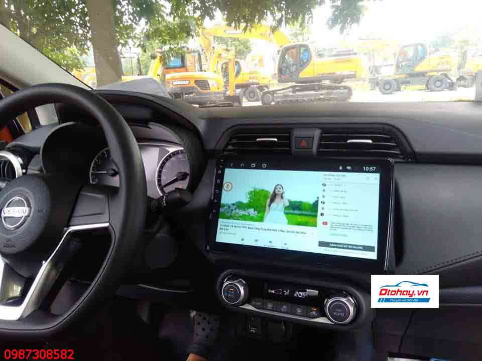Màn Hình Android Nissan Almera 2021